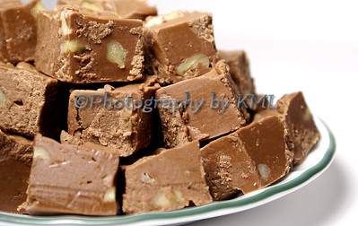 Chocolate Fudge Macro